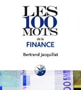 100 mots de la finance couverture