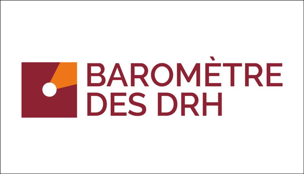 logo baromètre DRH
