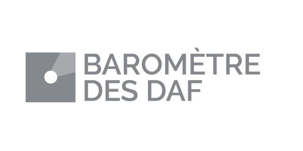 logo baromètre des DAF